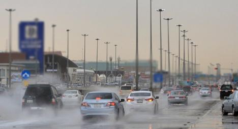 توقعات طقس الخميس .. أجواء باردة مع أمطار بشمال المملكة
