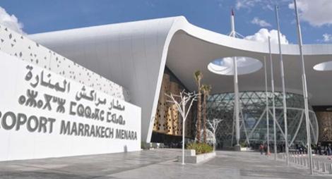 مطار مراكش استقبل أزيد من 560 ألف مسافر دولي مابين 15 يونيو و31 غشت 2021