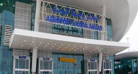 خلال النصف الأول من 2021.. 90 ألف مسافر يستعملون مطار وجدة الدولي