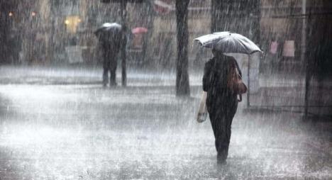 الأرصاد الجوية: نزول أمطار أو زخات مطرية بهذه المناطق