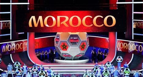 صحيفة أمريكية: حظوظ ملف المغرب لاستضافة مونديال 2026 أكبر من حظوظ الملف الثلاثي