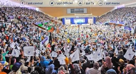هذه نتائج المؤتمرات الإقليمية لحزب العدالة والتنمية نهاية الأسبوع