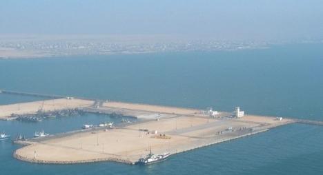 إحداث مديرية مؤقتة بوزارة التجهيز والنقل للإشراف على انجاز ميناء الداخلة الأطلسي