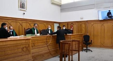 محاكمات عن بعد.. إدراج 6421 قضية واستفادة 7457 معتقلا