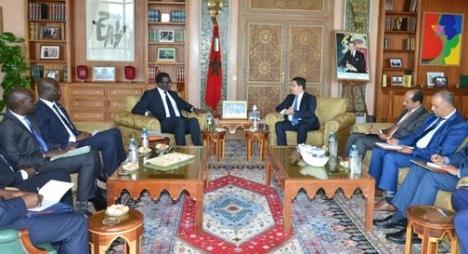 """السنغال تشيد بالالتزام """"الثابت"""" لجلالة الملك لفائدة السلم والأمن في إفريقيا"""