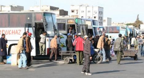 """""""وزارة النقل"""" تعلن تأهبها لتأمين تنقّل المسافرين خلال عيد الفطر المقبل"""
