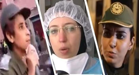 """نجمات """"كورونا"""" بالمغرب.. القايدة حورية وأخواتها"""