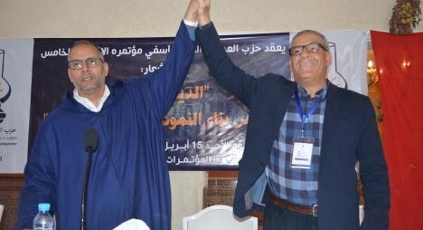 انتخاب محمد العيشي كاتبا إقليميا لحزب العدالة والتنمية بآسفي
