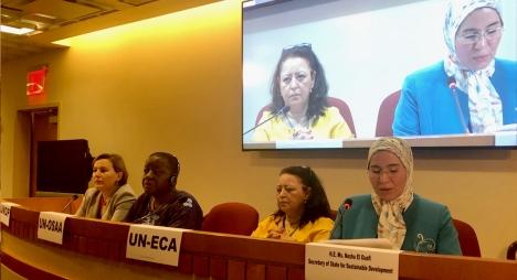 نيويورك.. الوفي: المغرب منخرط بشكل كامل لتحقيق أهداف التنمية المستدامة