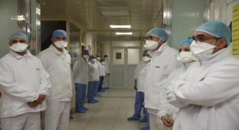 وزارة الصحة: معالجة ملفات إدماج الممرضين وتقنيي الصحة لم تشهد أي تأخير
