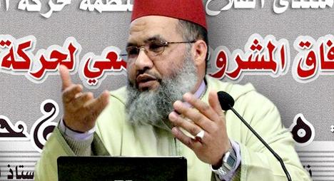 مولاي عمر بنحماد يحاضر ببروكسل حول أسس التعامل مع غير المسلمين