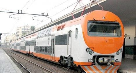 السكك الحديدية: الأشغال متواصلة لإعادة حركة السير إلى طبيعتها