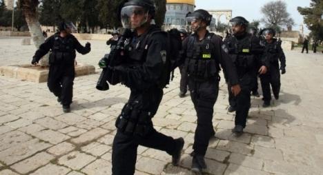 """""""العدالة والتنمية"""" يدين اعتداء الكيان الصهيوني على المسجد الأقصى"""
