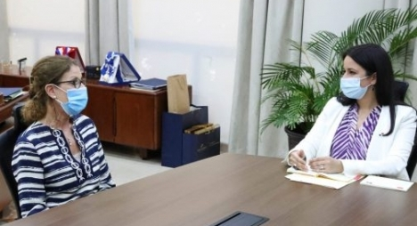 جمهورية بنما تؤكد حرصها على تعزيز التعاون مع المغرب