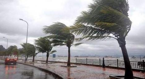 أمطار وزخات رعدية بعدد من مناطق المغرب