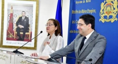 كولومبيا تدعم موقف المغرب للتوصل إلى حل لقضية الصحراء