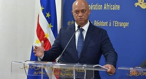 جمهورية الرأس الأخضر تدعم مغربية الصحراء وتساند مخطط الحكم الذاتي