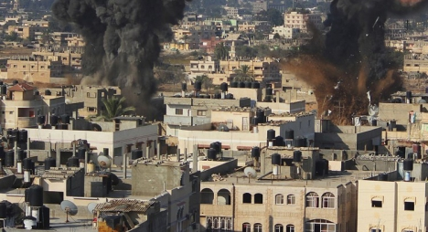 """مسؤول فلسطيني: الفصائل مستعدة لوقف الهجمات الصاروخية على ''الاحتلال"""" بهذا الشرط"""