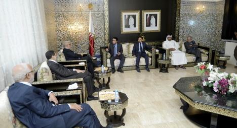 قيادة العدالة والتنمية تعزي سفارة قطر في وفاة الشيخ خليفة بن حمد آل ثاني