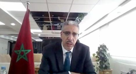 اليوم العربي للبيئة.. رباح يدعو لتعبئة التعاون الدولي لتدبير أنجع لنفايات الأجهزة الكهربائية والإلكترونية