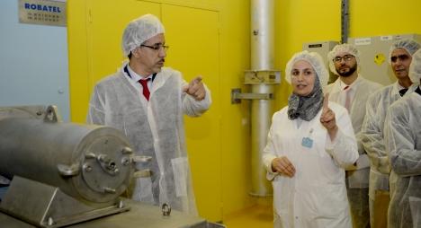 """رباح: """"المركز الوطني الطاقة النووية"""" فاعل رئيسي في مجال التكوين والخبرة النووية"""