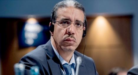 رباح في مؤتمر الطاقة العربي: هذه فرصتنا لتجاوز الخلافات السياسية بتعزيز الشراكات الاقتصادية