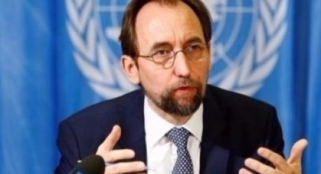 """مسؤول أممي يصف الخطة الوطنية في مجال الديمقراطية وحقوق الانسان ب """"العمل المثالي"""""""