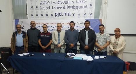انتخاب عبد الهادي السلماني كاتبا محليا لحزب العدالة والتنمية بآسفي