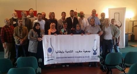 عبد الله بنصاديق كاتبا لفرع حزب العدالة والتنمية بإيطاليا