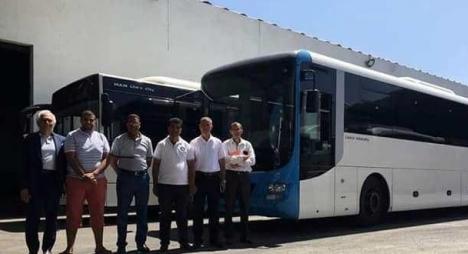 لبداوي يبشر ساكنة آسفي بحافلات جديدة صديقة للبيئة مطلع 2019