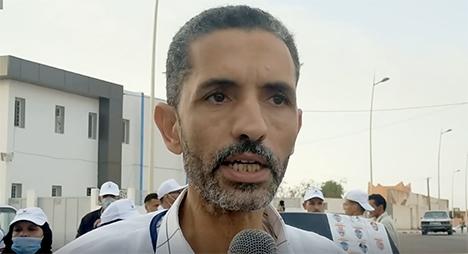 اعبيد: انتخابات 08 شتنبر محطة لتعزيز الخيار الديمقراطي ومواجهة لوبي النكوص والبؤس