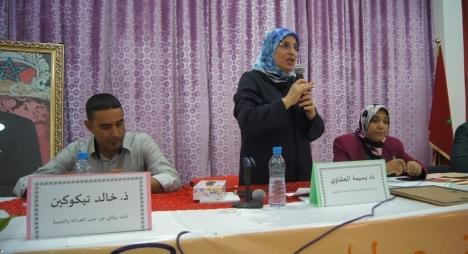 الحقاوي من بني ملال: هناك من كان يراهن على إغلاق قوس العدالة والتنمية