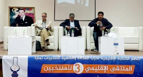 حامي الدين: هكذا يمكن التصدي لحملات استهداف العدالة والتنمية