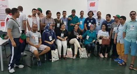حريش: رواق الصحراء المغربية بالمنتدى الاجتماعي العالمي بالبرازيل خطف الأنظار
