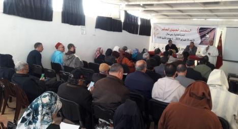 """المجلس الجهوي لـ""""مصباح"""" بني ملال خنيفرة يصادق على برنامج وميزانية 2019 بالإجماع"""