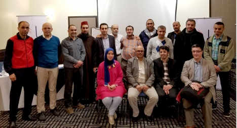 انتخاب جوهر مصطفى كاتبا لجمعية مغرب التنمية فرع كندا