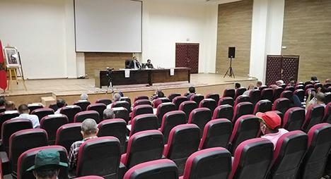 دورة استثنائية.. مجلس جماعة أولاد تايمة يصادق على حزمة مشاريع تنموية