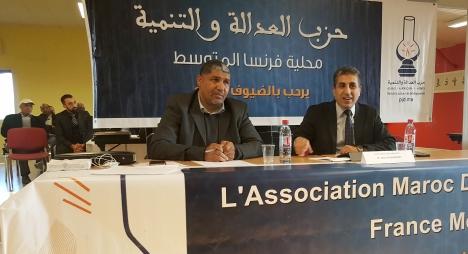 """""""مصباح"""" فرنسا المتوسط: العدالة والتنمية رقم صعب بالمغرب"""