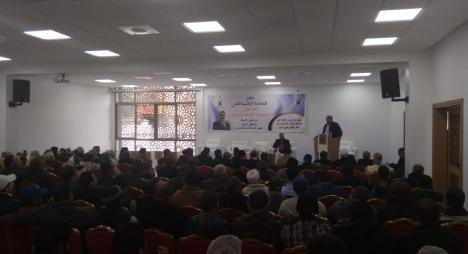 الرميد من فاس: التراكمالتشريعي والمؤسساتي ساهم في دعم بناء أسس الديمقراطية بالمغرب