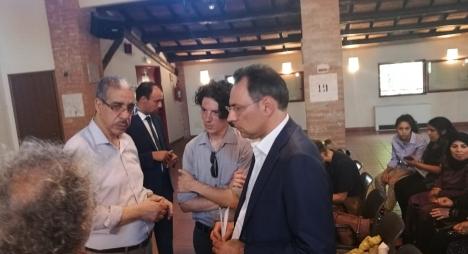 رباح من إيطاليا: لا خيار للمغرب إلا السير في طريق الإصلاح