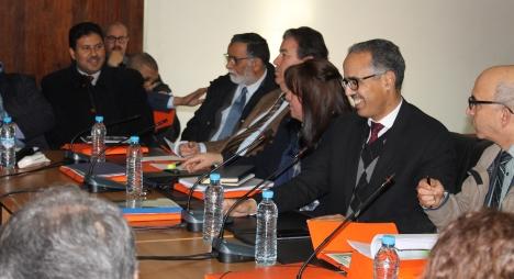 تقديم تقرير المرحلة الثانية من إعداد برنامج التنمية الجهوي لجهة الرباط سلا القنيطرة
