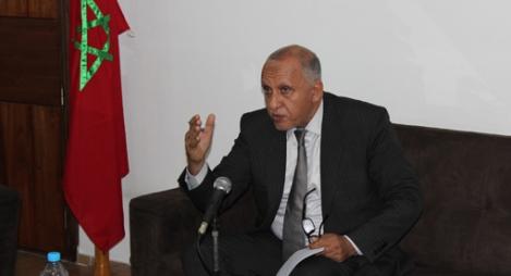 المالوكي يبرز أهم ما حققه مجلس جماعة أكادير