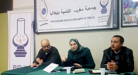 إيطاليا..بن خلدون: الحوار الداخلي آلية لتعزيز ديمقراطية الحزب الداخلية