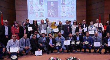 فنانون وباحثون وصحفيون يحظون بتكريم المعهد الملكي للثقافة الأمازيغية