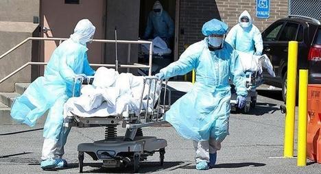 """""""كورونا"""".. 4 آلاف وفاة بالولايات المتحدة الأمريكية خلال 24 ساعة"""