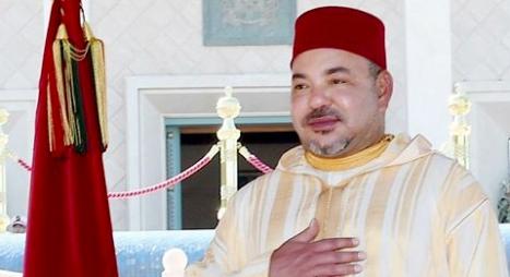 أمير المؤمنين يهنئ الحجاج المغاربة ويبارك لهم أداء فريضة العمر