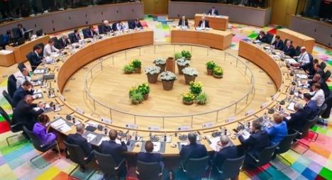 رؤساء دول وحكومات الاتحاد الأوربي يشيدون بالزخم الجديد للعلاقات مع المغرب