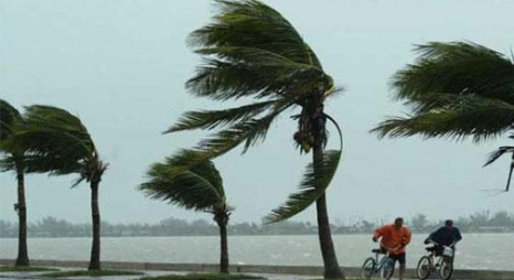 نشرة إنذارية..رياح قوية وأمطار بهذه المناطق إلى غاية الجمعة