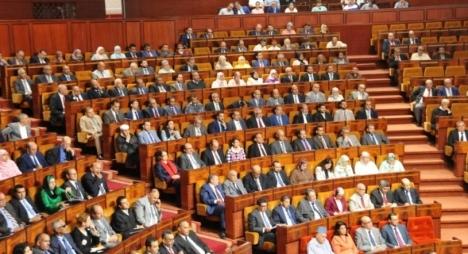 مجلس النواب يؤكد موقف المغرب الثابت تجاه القضية الفلسطينية