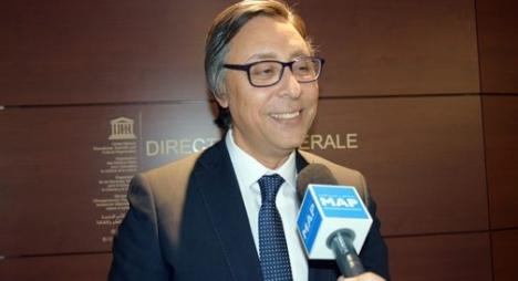 """المغرب يقدم أمام المجلس التنفيذي لليونسكو تصوره لتدبير مرحلة ما بعد """"كورونا"""""""